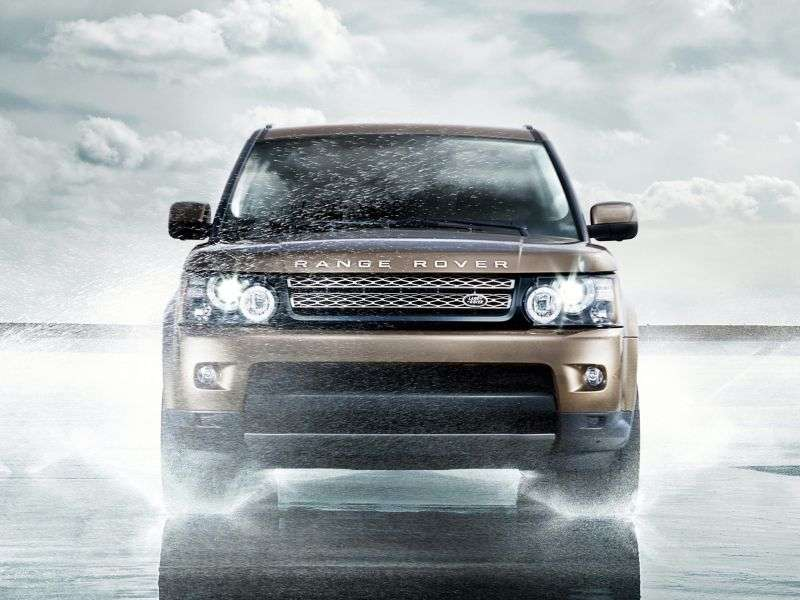 Land Rover Range Rover Sport 1st generation [restyling] SUV 5.0 AT HSE (2013) (2010 – current century)