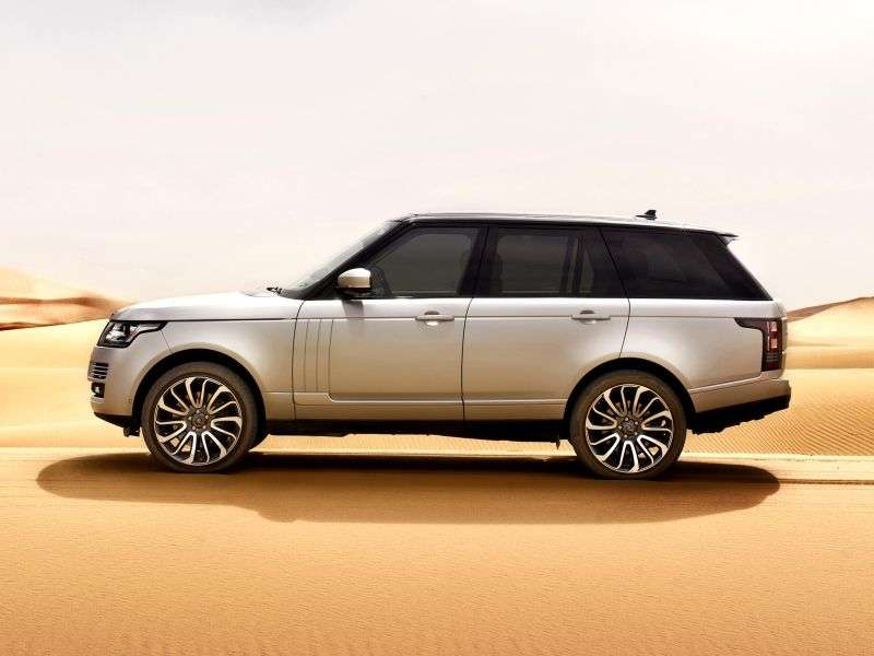Land Rover Range Rover 4th generation SUV 3.0 TDV6 AT AWD HSE (2012 – n.)