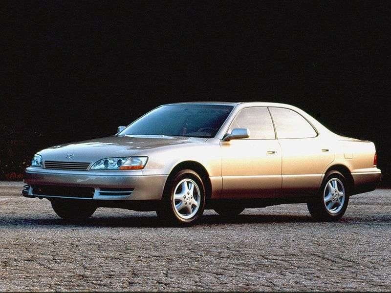 Lexus ES 2nd generation sedan 250 AT (1991–1996)