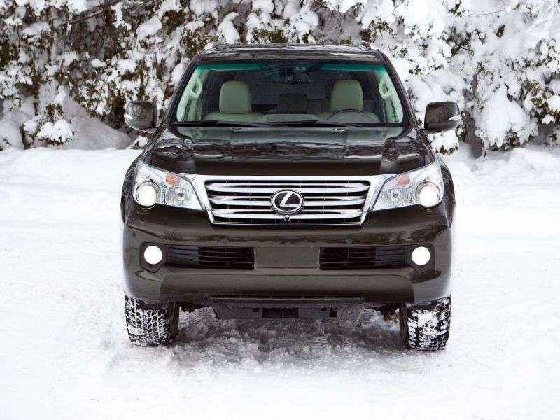 Lexus GX 2nd generation SUV 460 AT Comfort (2009–2013)