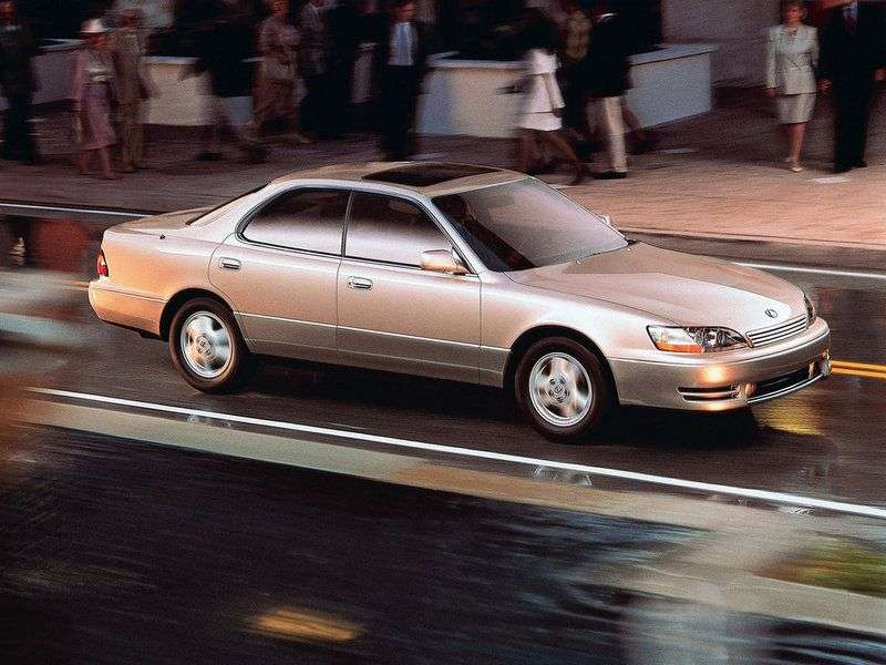 Lexus ES 2nd generation sedan 300 AT (1991–1997)