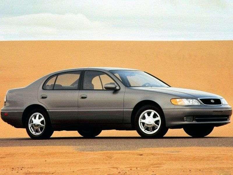 Lexus GS 1st generation AT 300 sedan (1996–1997)