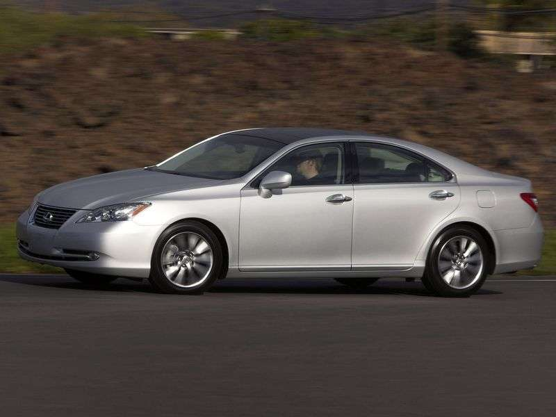 Lexus ES 5 generation sedan 350 AT (2006–2009)