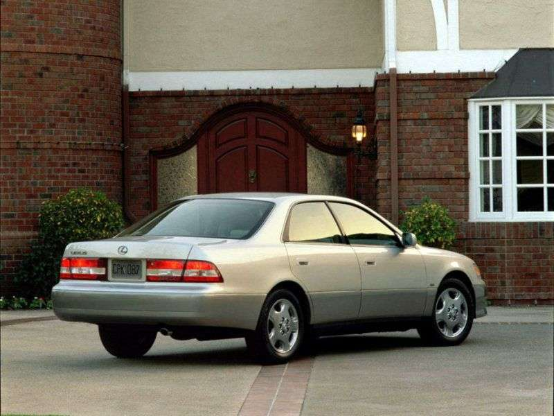 Lexus ES 3rd generation AT 300 sedan (1996–2001)