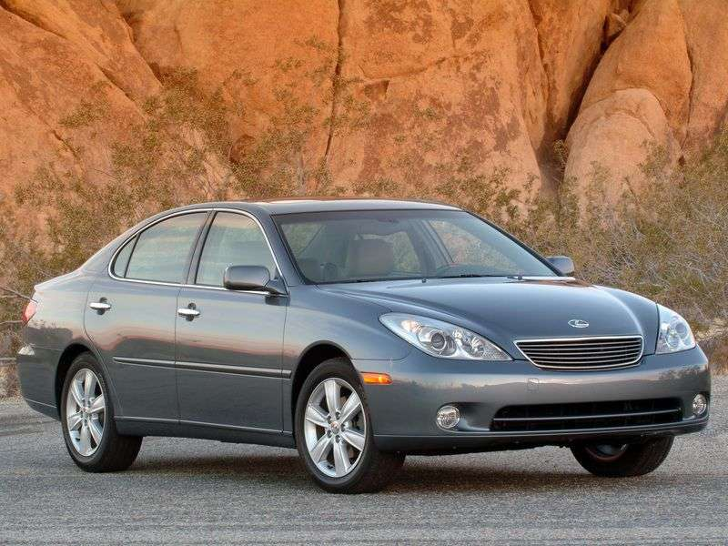 Lexus ES 4 generation sedan 330 AT (2004–2006)
