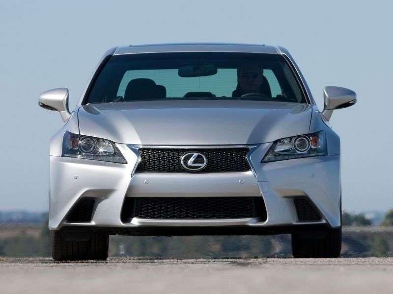 Lexus GS 4 generation F Sport sedan 4 doors. 250 AT Luxury (2011 – n. In.)