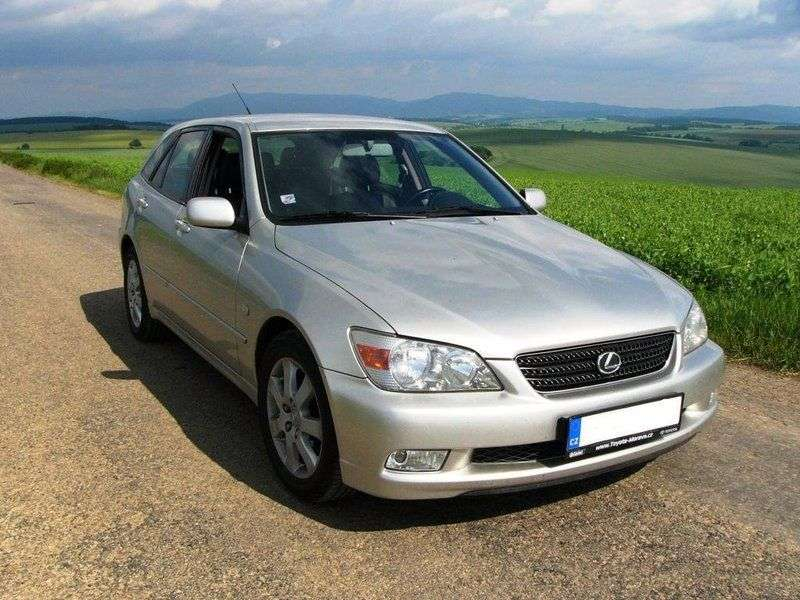 Lexus IS 1st generation station wagon 200 AT (1999–2005)