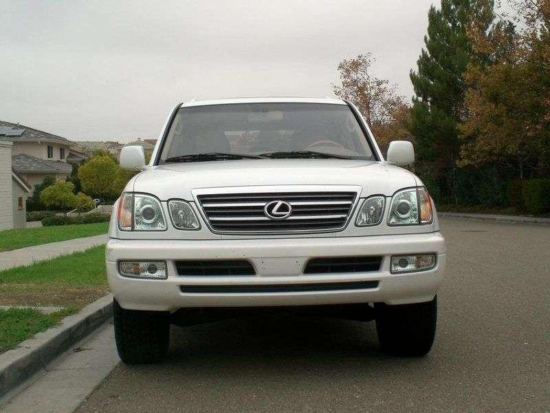 Lexus LX 2nd generation SUV 470 AT (1998–2002)