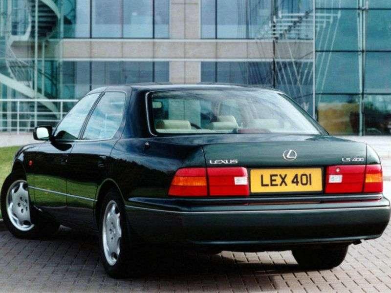 Lexus LS 2nd generation 400 AT saloon (1997–2000)