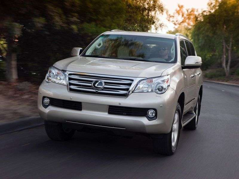 Lexus GX 2nd generation SUV 460 AT Premium Sport (2009–2013)