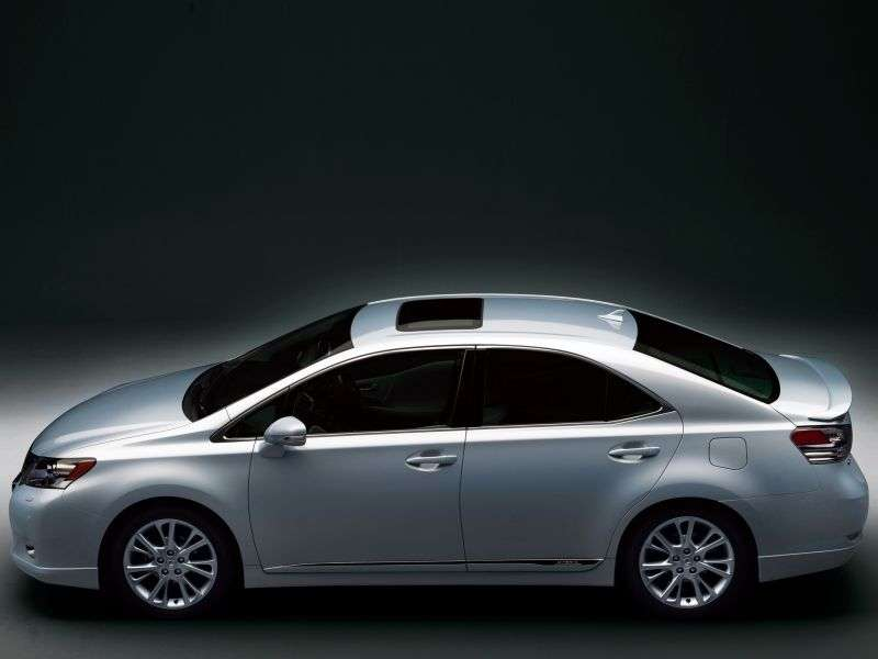Lexus HS 1 generation sedan 250h CVT (2009–2012)