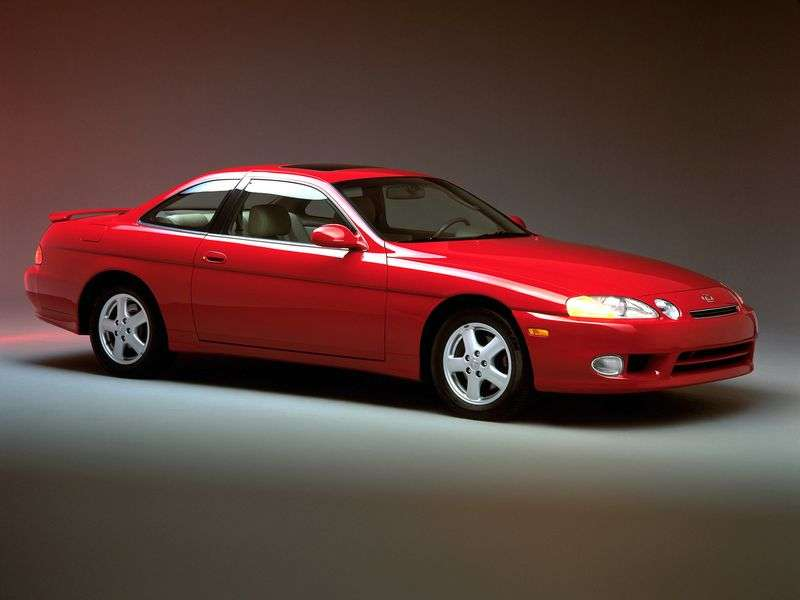 Lexus SC 1st generation coupe 400 AT (1994–2001)