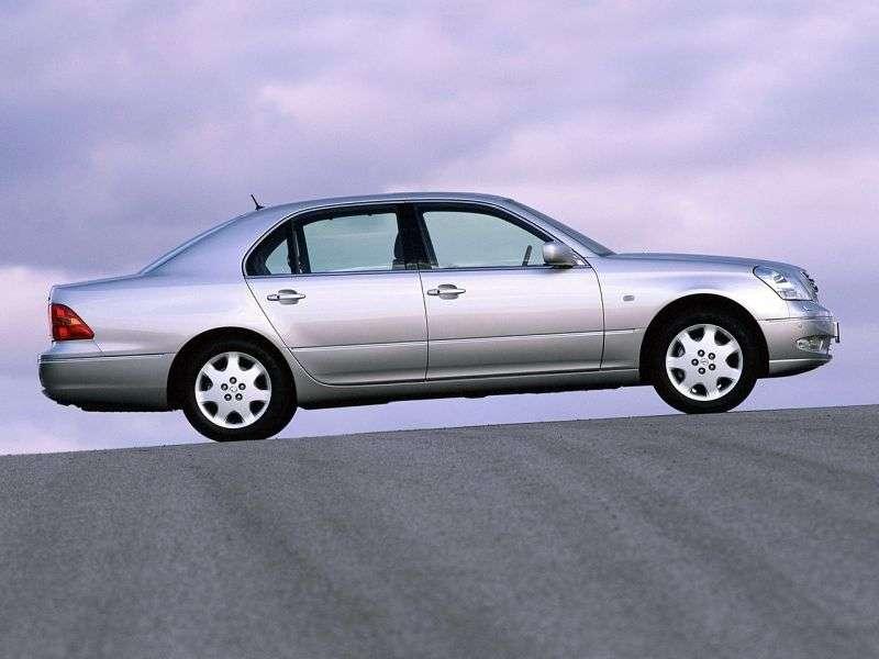 Lexus LS 3 generation sedan 430 AT (2000–2003)