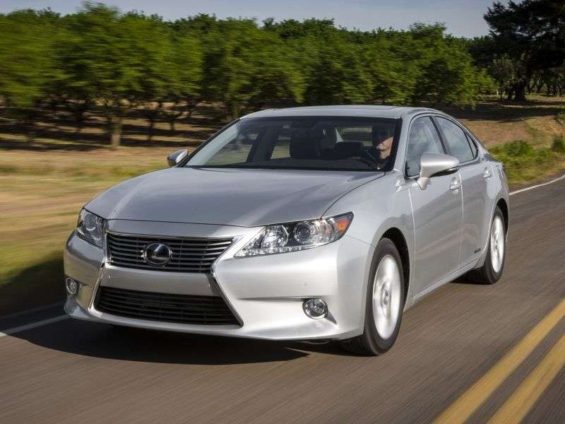 Lexus ES 6 generation sedan 350 AT Premium 1 (2012 – n. In.)