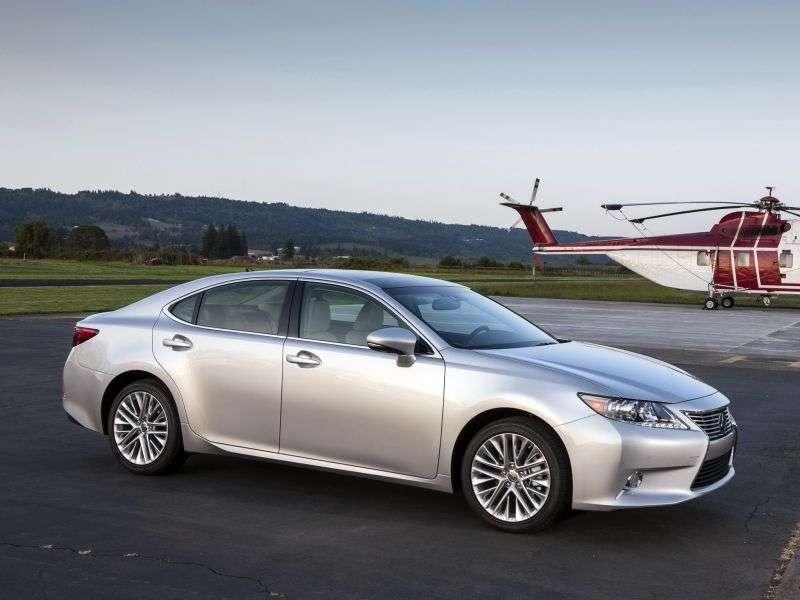 Lexus ES 6 generation sedan 350 AT Luxury 2 (2012 – n. In.)