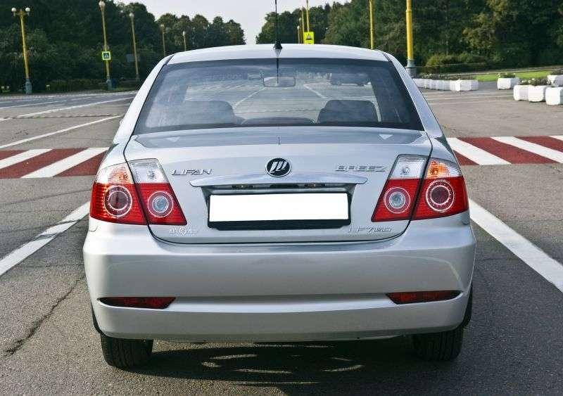 Lifan Breez 1st generation 1.3 MT DX sedan (2006 – n.)