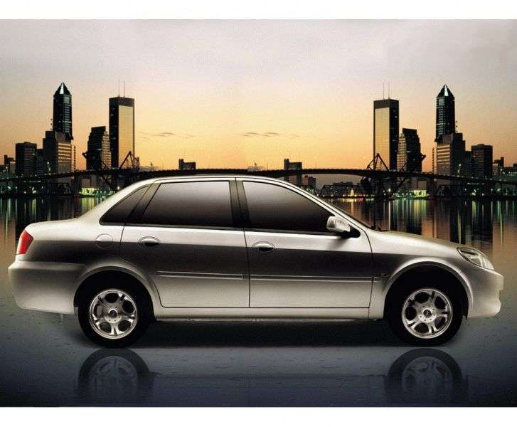 Lifan Breez 1st generation 1.3 MT CX sedan (2006 – n.)