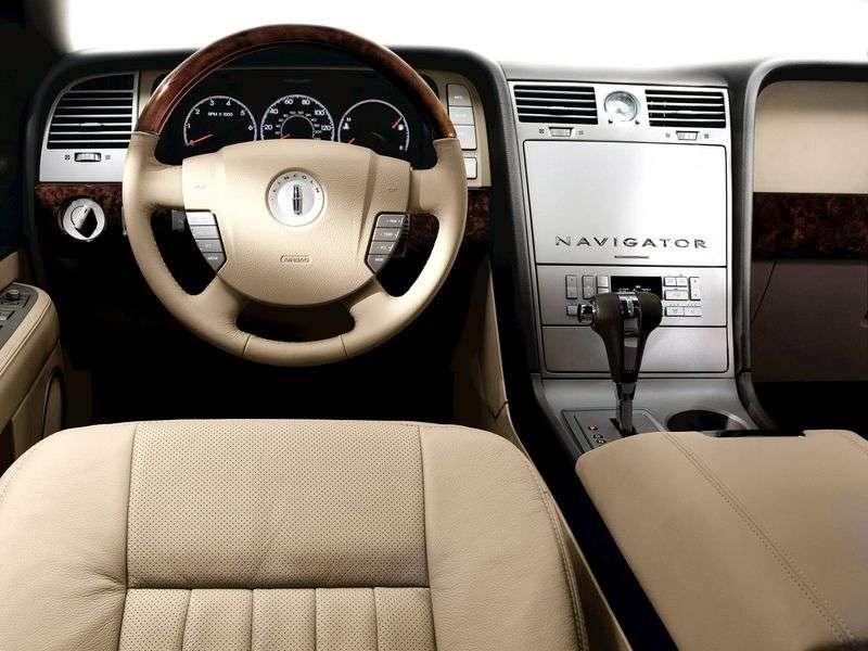 Lincoln Navigator 2nd generation SUV 5.4 AT (2002–2006)