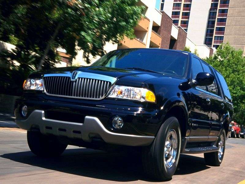 Lincoln Navigator 1st generation SUV 5.4 AT AWD (2000–2003)