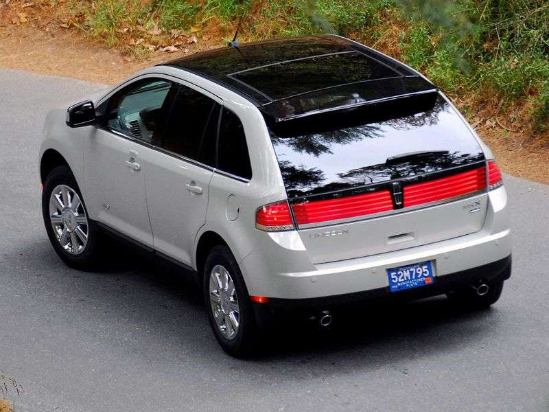 Lincoln MKX 1st generation crossover 3.5 AT (2006 – n. In.)