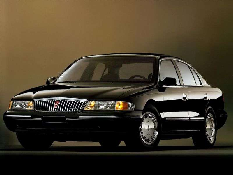 Lincoln Continental 9th ​​generation sedan 4.6 AT (1995 – n. In.)