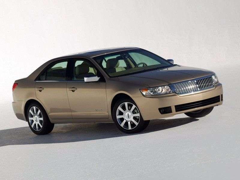 Lincoln MKZ 1st generation sedan 3.5 AT (2006 – n. In.)