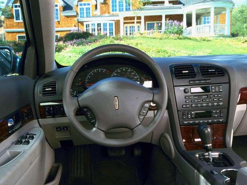 Lincoln LS sedan pierwszej generacji 3.0 MT (2001 2006)
