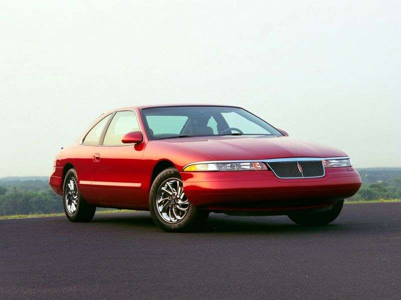 Lincoln Continental Mark Series 8 generation coupe 4.6 AT (1996–2000)