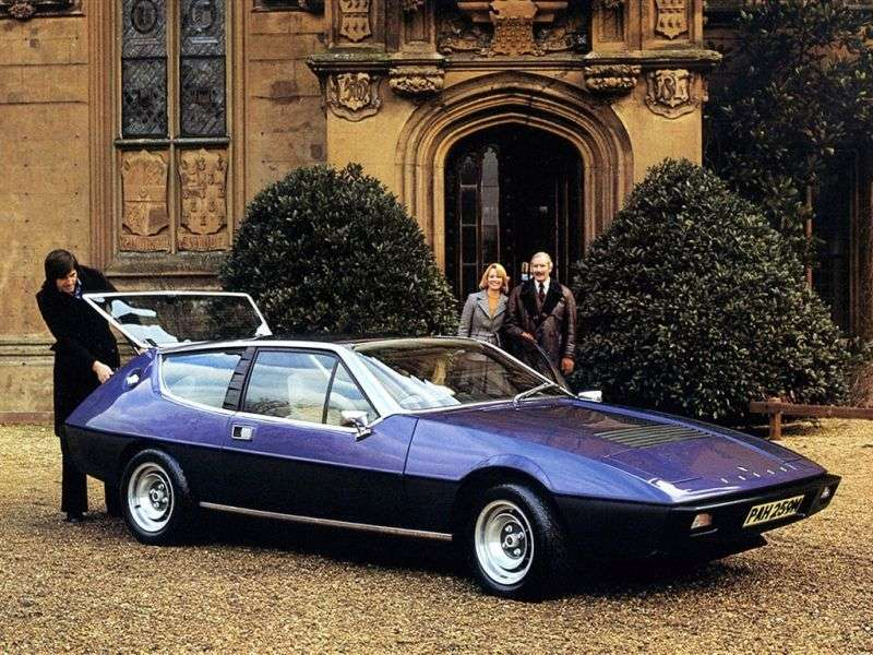 Lotus Elite 2nd generation Coupe 2.0 AT (1974–1982)