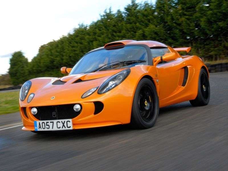Lotus Exige Serie 2S Coupe 2 dv. 3.5 MT Basic (2011–2012)