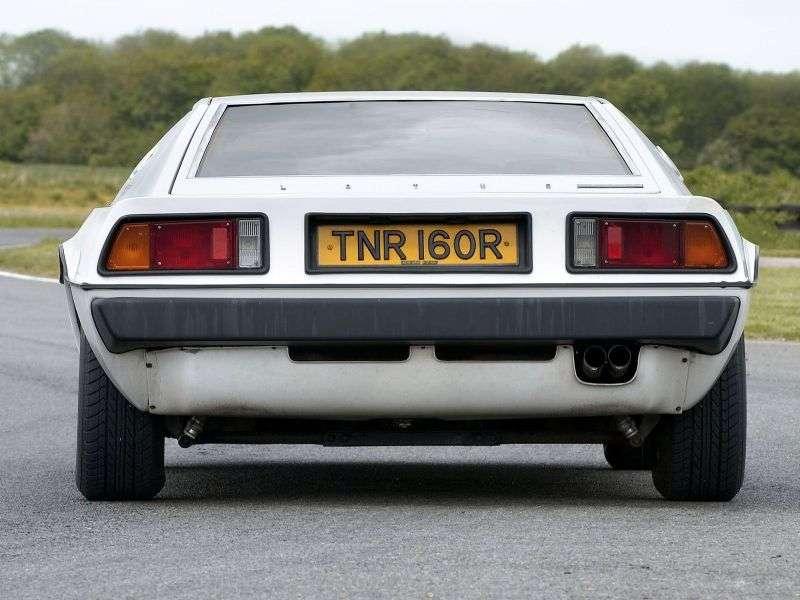 Lotus Esprit 1st generation Coupe 2.0 MT (1976–1978)