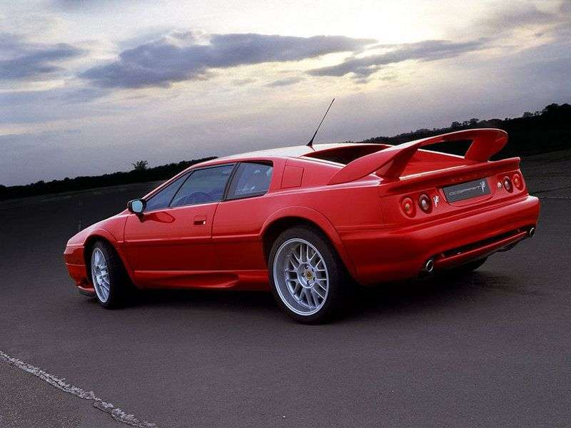 Lotus Esprit 5th generation Coupe 2.0i MT Turbo GT3 (1996–1998)
