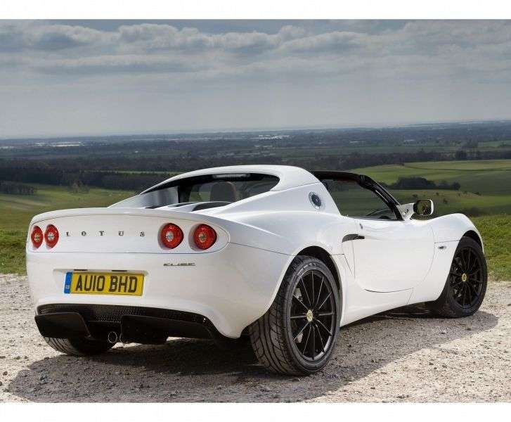 Lotus Elise 2nd generation roadster 2 bit 1.6 CR SPS Basic (2010 – present)