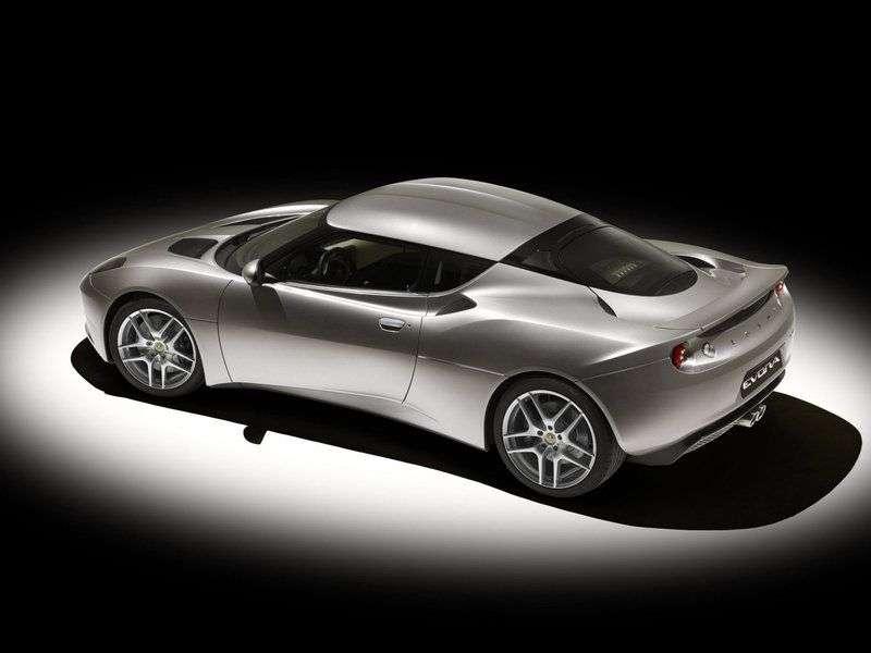 Lotus Evora 1st generation Coupe 3.5 S MT Basic (2008 – present)