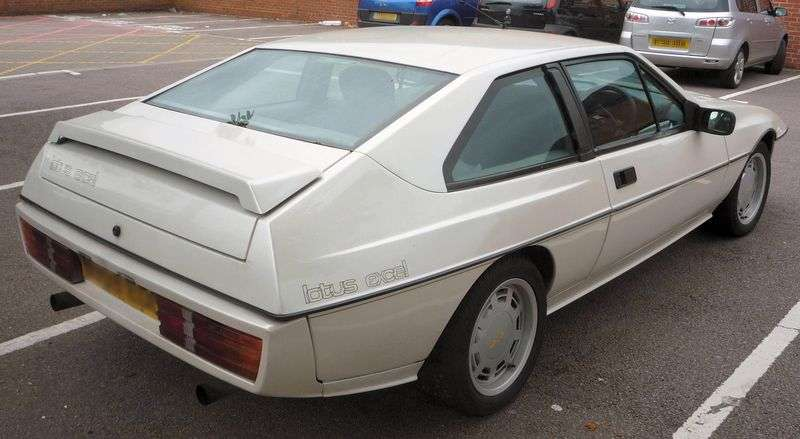 Lotus Excel 1st generation Coupe 2.2 MT SE / SA (1984–1991)