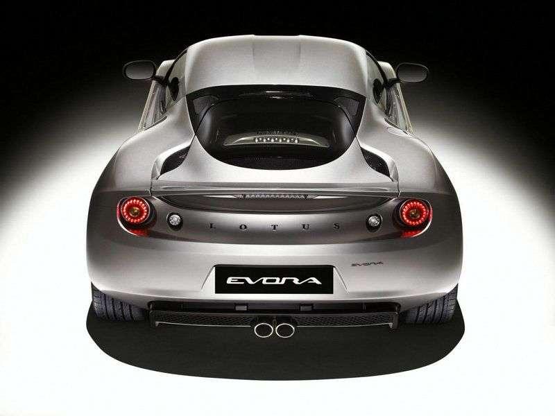Lotus Evora 1st generation Coupe 3.5 S IPS Basic (2008 – present)