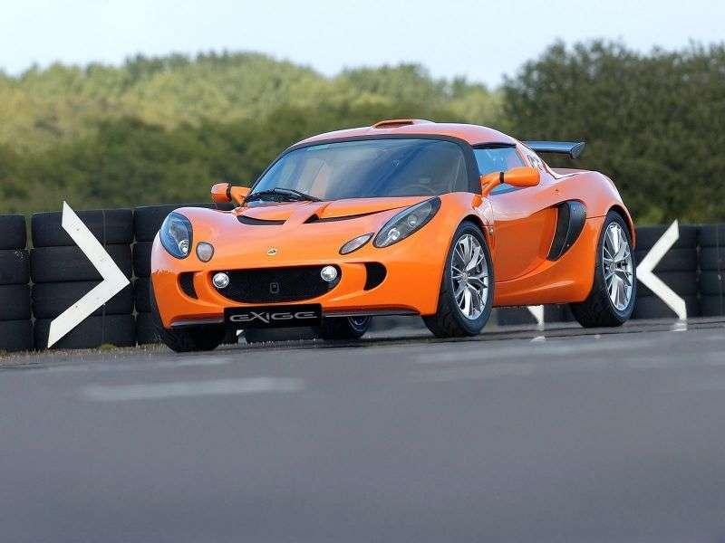 Lotus Exige Serie 2 coupe 2 dv. 1.8 MT (2004–2011)