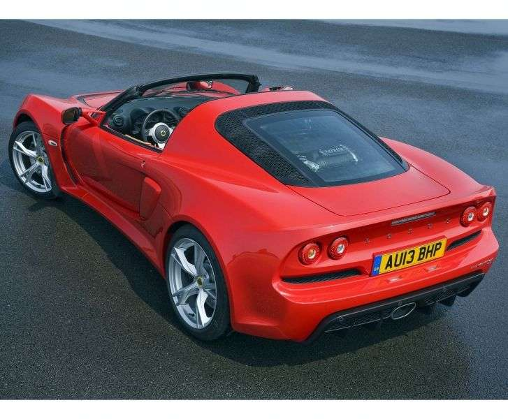 Lotus Exige Serie 2 [restyling] Roadster 3.5 S MT Basic (2012 – n.)
