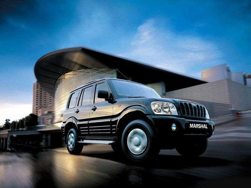 Mahindra Marshal 1st generation SUV 2.0 MT 4WD (2002–2006)