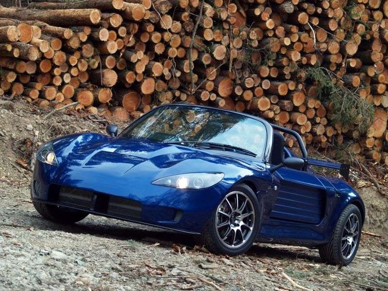 Marlin 5Exi 1st generation Roadster 2.0 MT (2004 – n.)