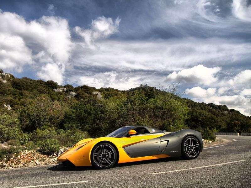 Marussia B1 1st generation coupe 3.5 AT (2013 – v.)