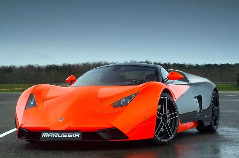 Marussia B1 1st generation coupe 2.8 T AT (2013 – v.)