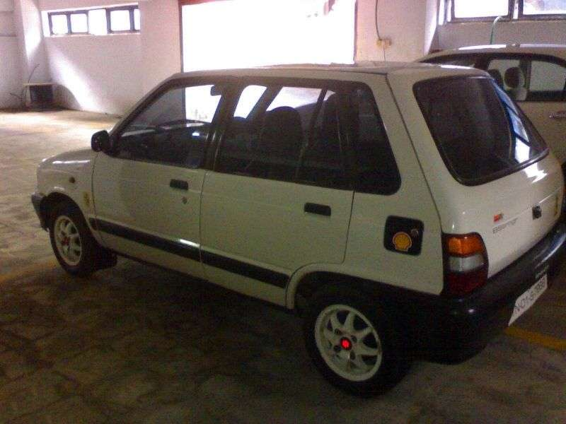 Maruti 800 1st generation hatchback 0.8 MT (1999 – n.)