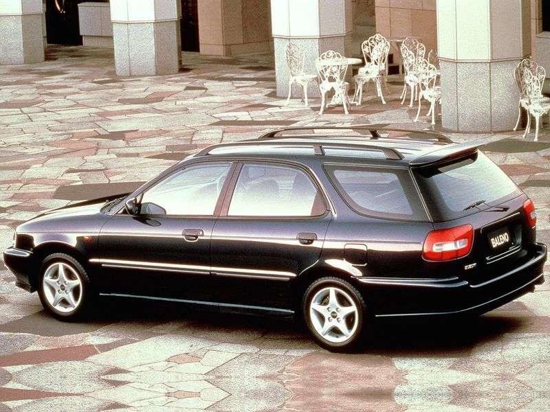 Maruti Baleno 1st generation 1.6 MT wagon (1995–2002)