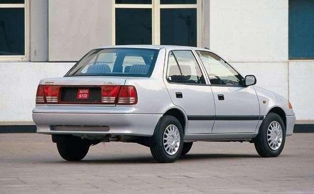 Maruti Esteem 1st generation 1.5 D MT sedan (2003 – n.)