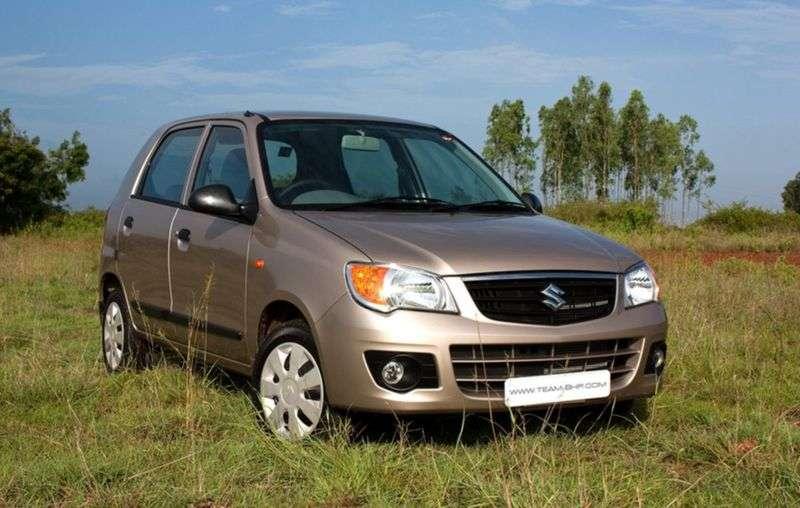 Maruti Alto 1st generation hatchback 1.5 D MT (2002 – n.)