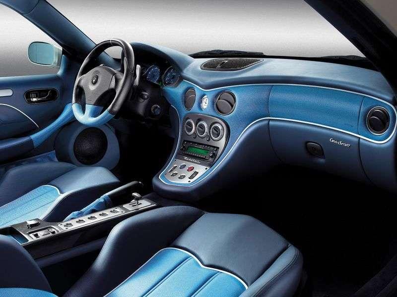 Maserati GranSport 1st generation coupe 4.2 MT (2004–2007)