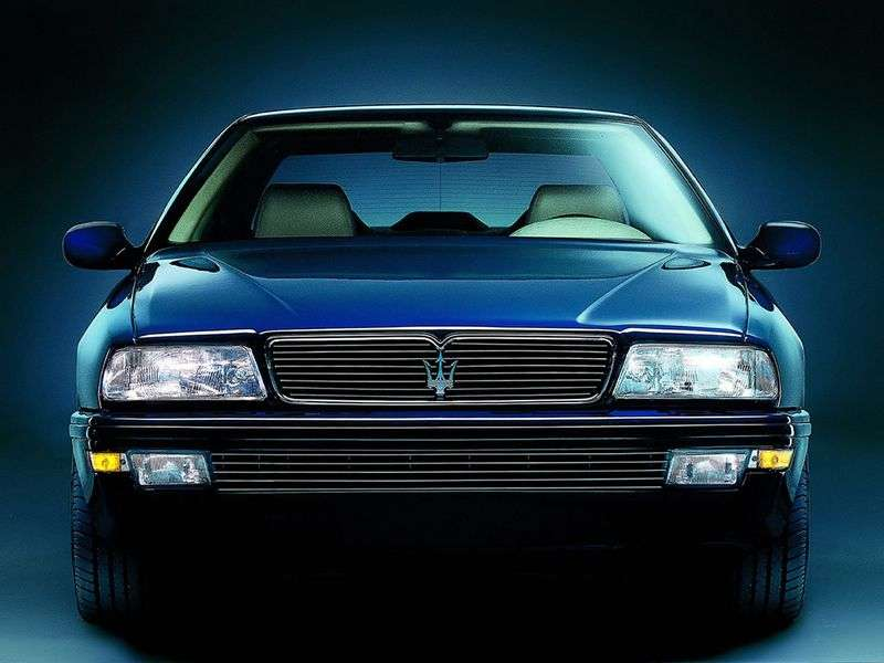 Maserati Quattroporte 4th generation sedan 2.0 Biturbo MT (1994–2000)