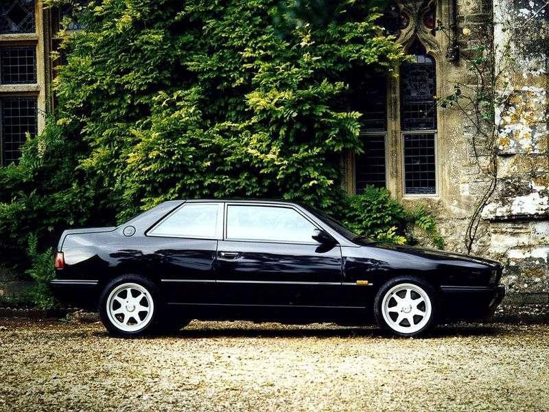 Maserati Ghibli 2nd generation coupe 2.0 Biturbo MT (1992–1997)