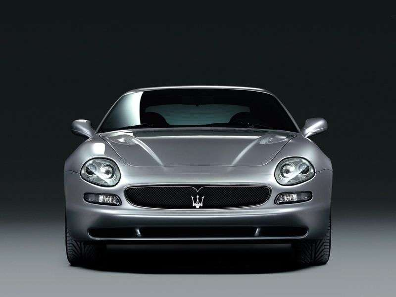 Maserati 3200 GT 1st generation coupe 3.2 Biturbo AT (1998–2001)